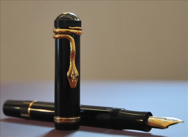 prix stylo plume mont blanc 4810
